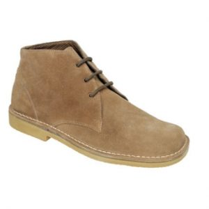 M378BS Sand Suede Boots