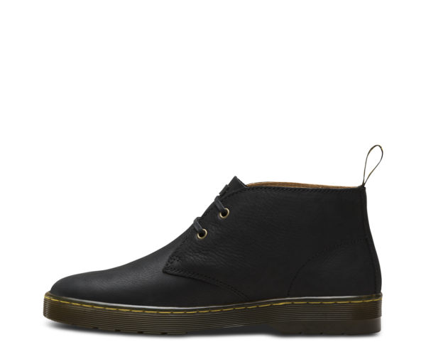 74baac33064 Dr Martens Cabrillo Wyoming Shoe Black