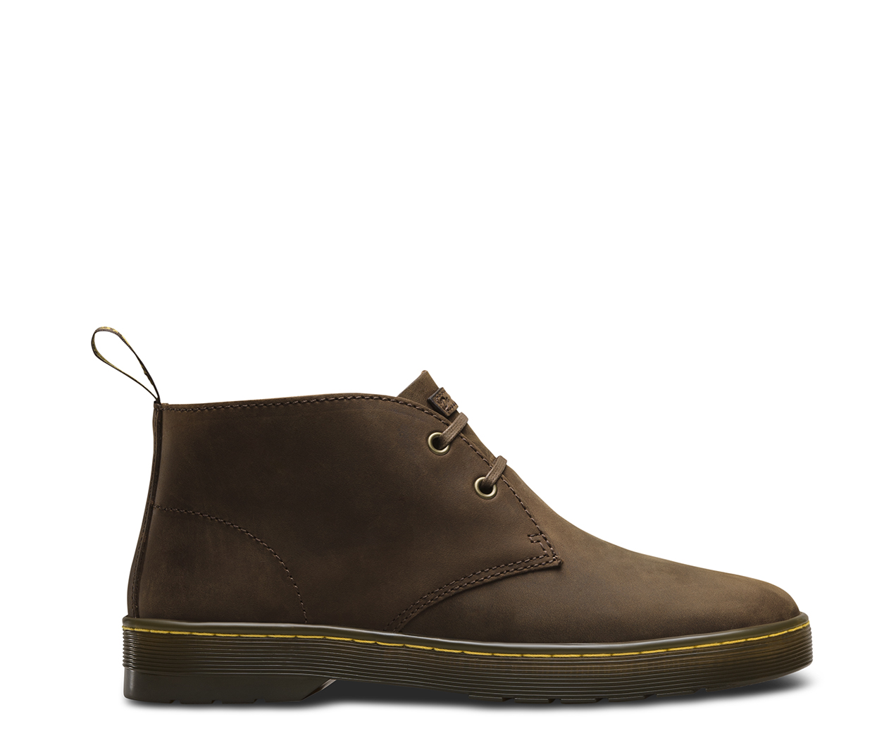 98556656053 Dr Martens Cabrillo Wyoming Shoe Brown