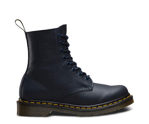 Dr Martens Pascal 1460z Virginia Soft Leather Boot In