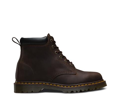 Dr Martens 939 Gaucho Crazy Horse Leather Ben Boots