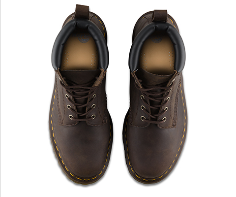 Dr Martens 939 Gaucho Crazy Horse Leather Ben Boots