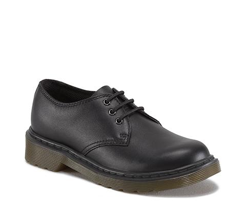 Dr Martens 1461j Everley Kids Childrens School Shoes