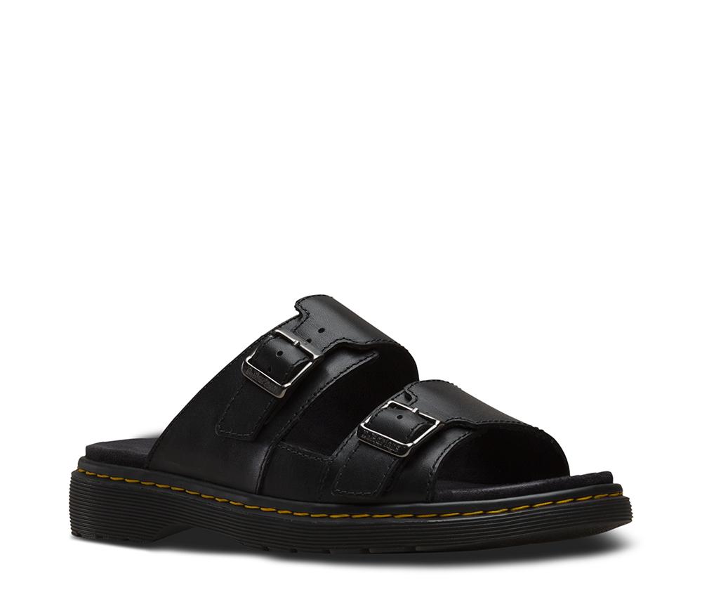 437507bde98 Dr Martens Nikolai Black Westfield Mens Sandals
