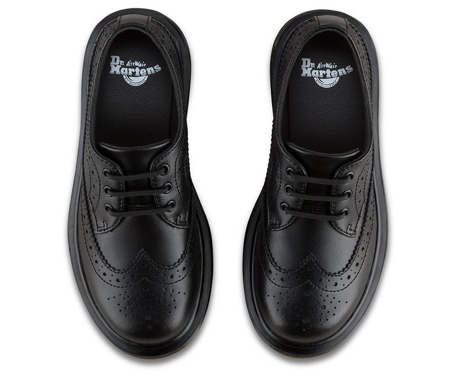 doc martens kids school shoes